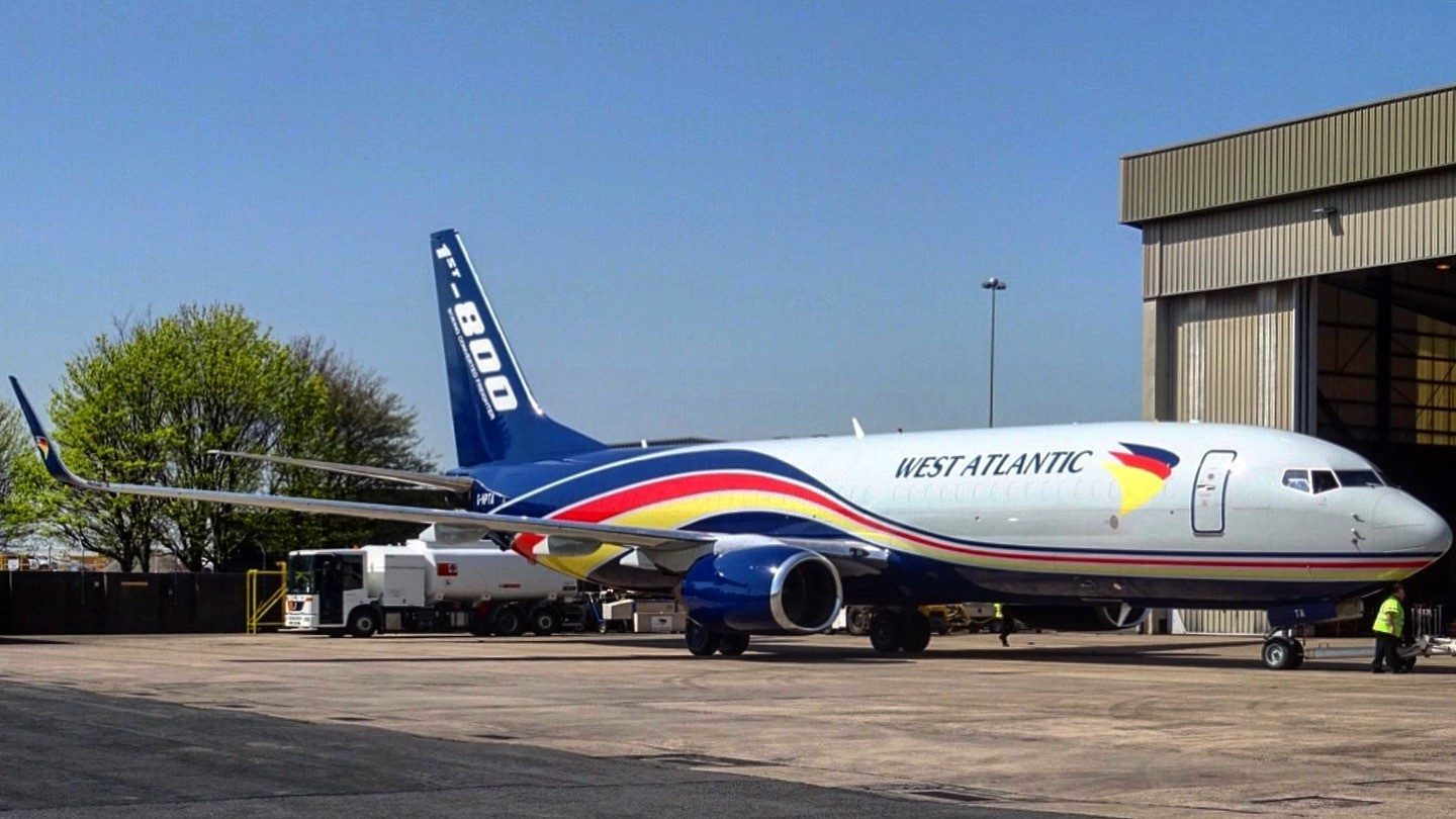West Atlantic to lease four 737-800 Boeing Converted Freighters from GECAS, becoming the first operator worldwide of the type
